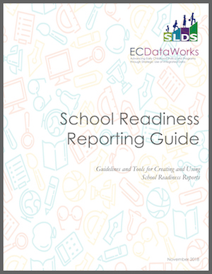 Report Cover for School Readiness Guide
