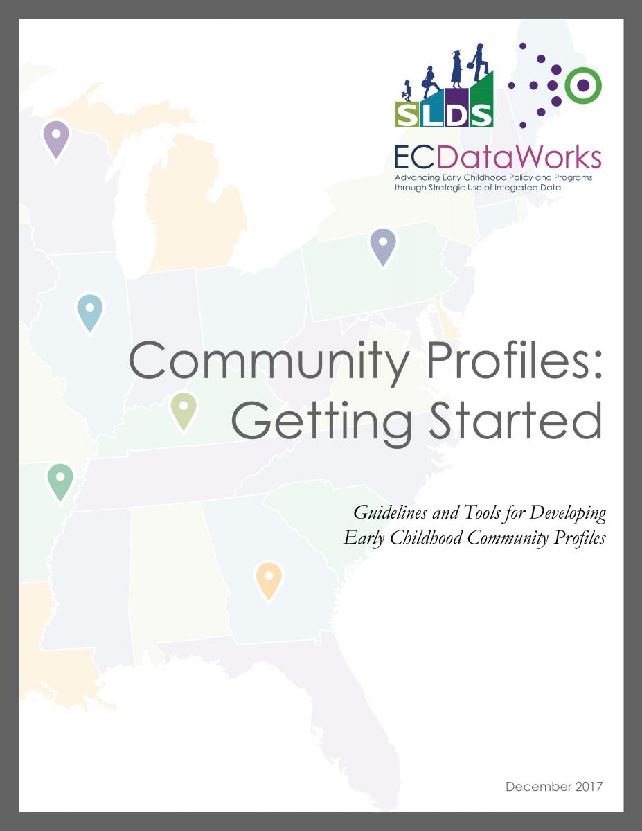 Report Cover for Community Profiles report